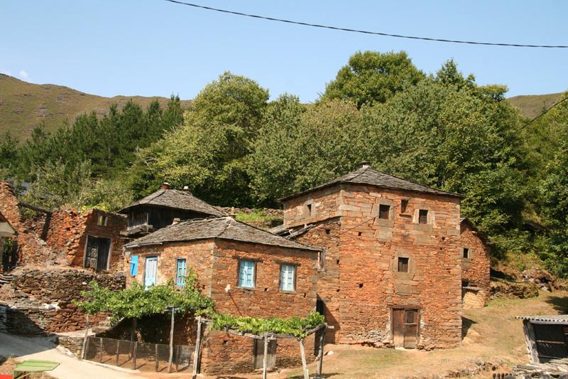 Soluciones constructivas la rehabilitaci n del patrimonio - Rehabilitacion de casas rurales ...