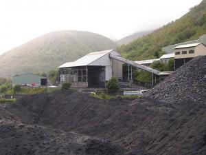 Depósito de Carbón en Cerredo