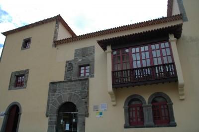 Casa de Cultura y Biblioteca