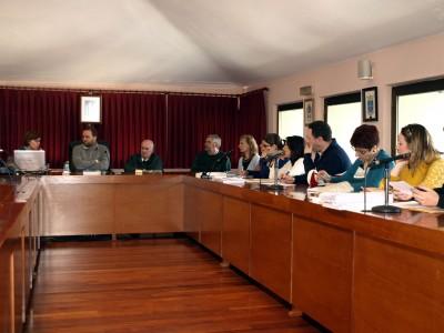 Reunion Unicef Asturias Colegios Tineo