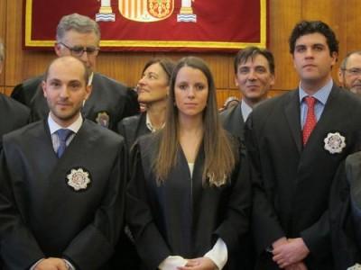 Euro Press.- Los nuevos jueces