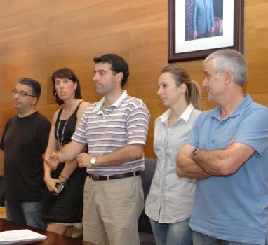 Puerto, Díaz,Fontaniella, Marta y Menéndez