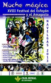 cartel esfoyon 2013