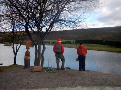 Coto de pesca El Arenero