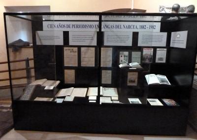 Vitrina -Historia prensa