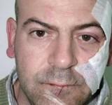 Foto policial del presunto asesino