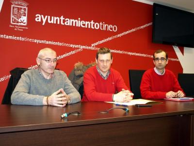 Alcaldes Allande, Tineo, sectrio PSOE Cangas