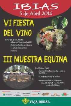 fiesta del vino y muestra equina 2014 (1)