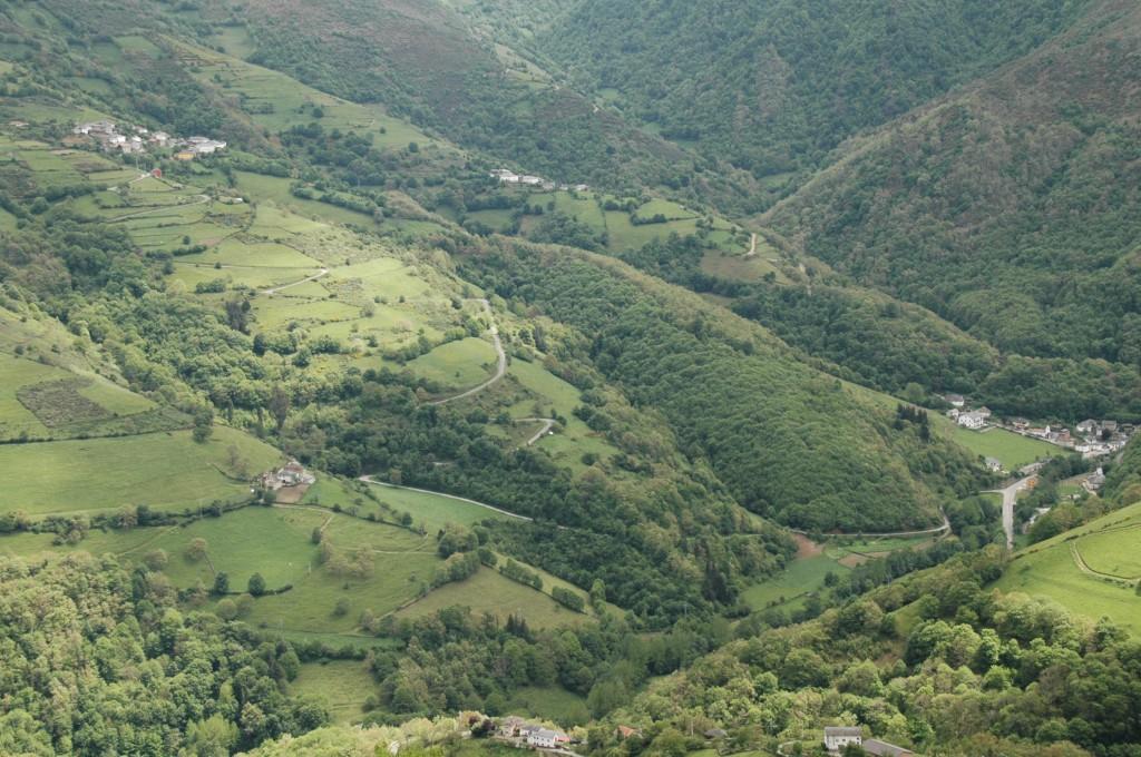 MERA.- Vista desde Labayos