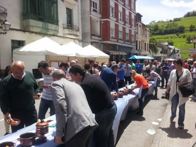 festival oyaje en Navelgas