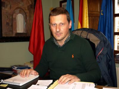 Alcalde Jose Ramon Feito