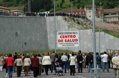 Cartel Centro Salud
