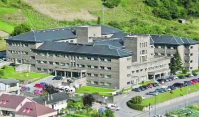 Hospital Cangas del Narcea