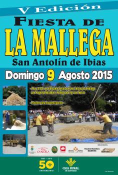 cartel la mallega 2015 FINAL