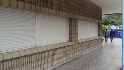 Servicios municipales cerrados