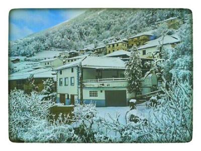 Nieve en Larna