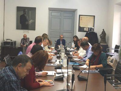 Reunión de la Comisión