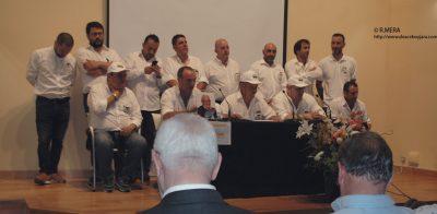 Directiva de la Sociedad de Artesanos de Cangas del Narcea
