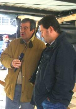 Pepe R. Cascos en Tormaleo