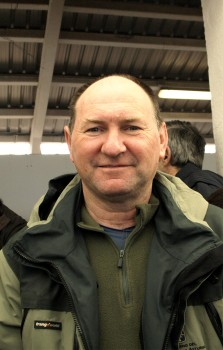 Hilario López, concejal de montes