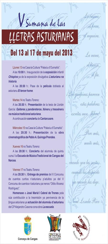 CARTEL SEMANA DE LAS LETRAS 2013 (1)