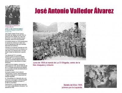 José Antonio Valledor