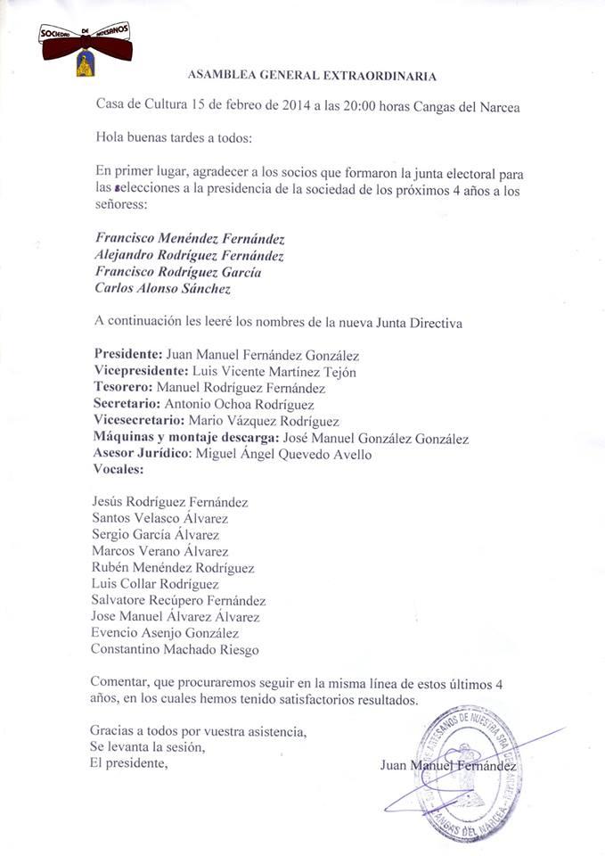 lista Artesanos