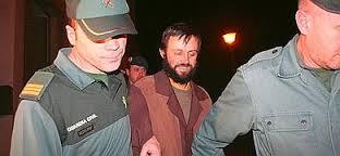 Tomasín detenido en Tineo
