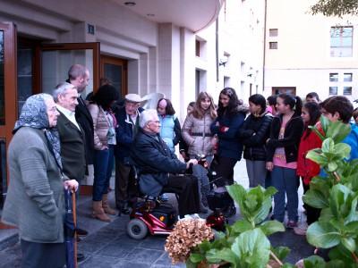 Jornada de encuentro intergeneracional