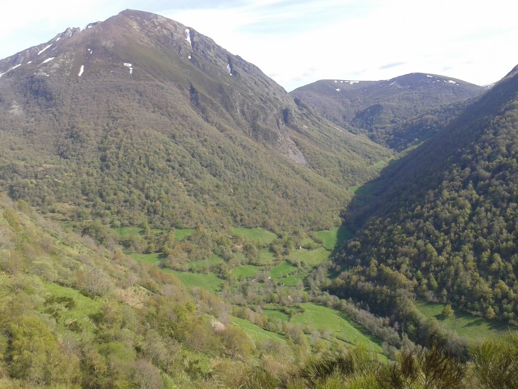 Vista desde Brañas 1