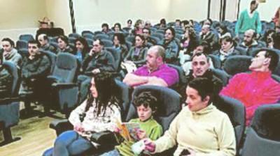 Foto: Pepe R. Reunión de padres