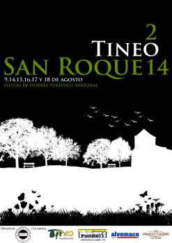 CARTEL San Roque 2014