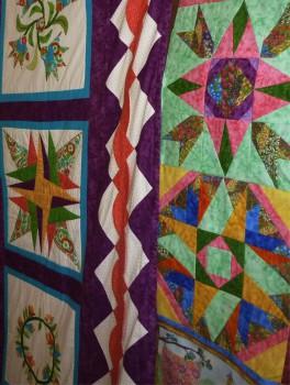 patchwork en navelgas