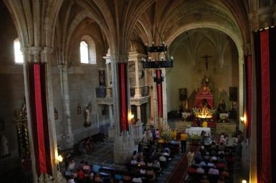 MERA.- Iglesia de Berzocana