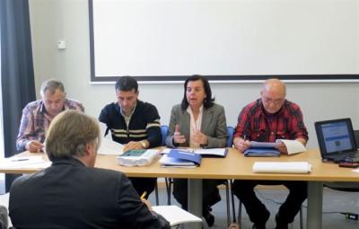 Reuniónde aprobación del IGI