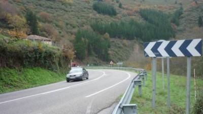 La curva de Villar de Tebongo
