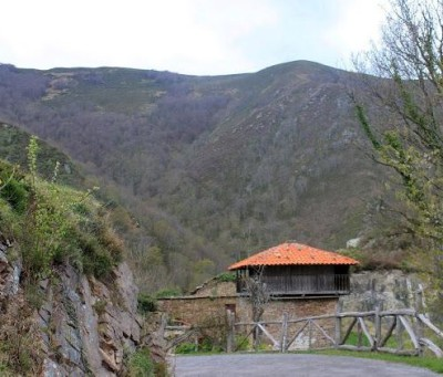 Camino de La Zorera