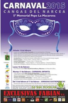 cangas del narcea carnaval 2015 antroxu