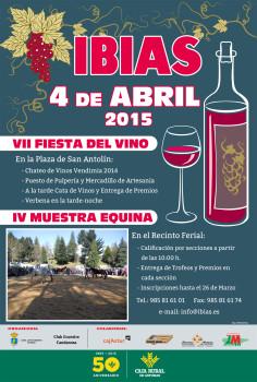 fiesta del vino y muestra equina 2015