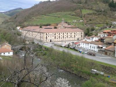 Vista de Corias