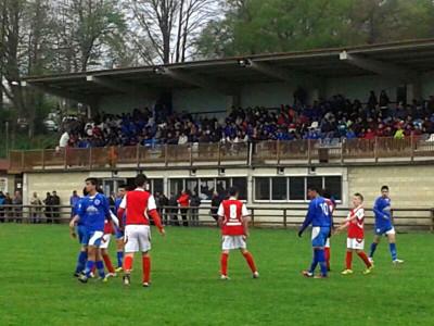 Torneo de futbol en 2014