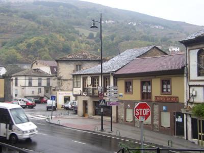 R. MERA. Antiguo Barrio de El Corral
