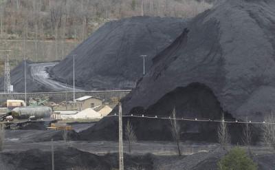 Depósitos de carbón