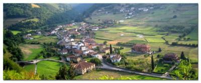 Tuña, pueblo natal de Riego