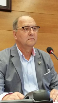 José María, concejal de Foro