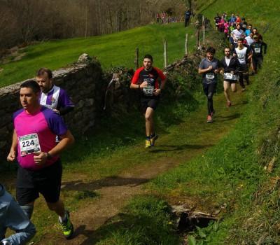 Carrera Montaña Puerta De Muniellos 2