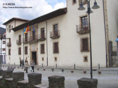 MERA.- Ayuntamiento Cangas
