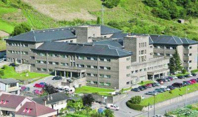 Hospital Comarcal de Cangas del Narcea