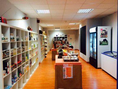 """Tienda de productos sin gluten en Cangas. """"El Astorgano"""""""