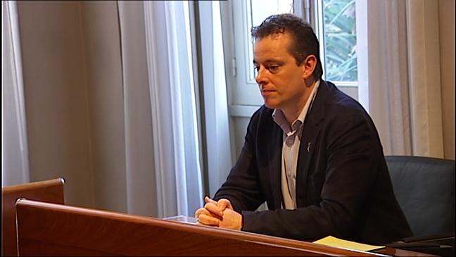 TINEO.- El diputado y exalcalde Marcelino Marcos insiste en su inocencia